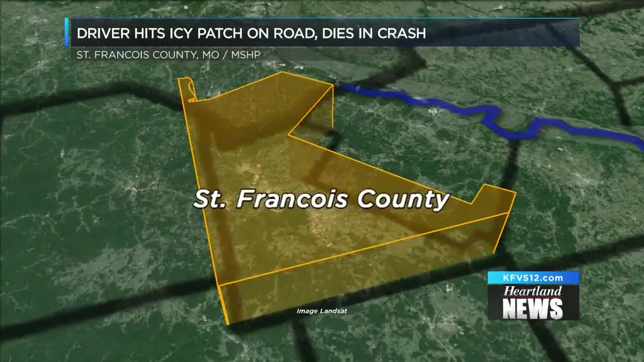 Farmington woman killed after hitting ice and then other vehicle