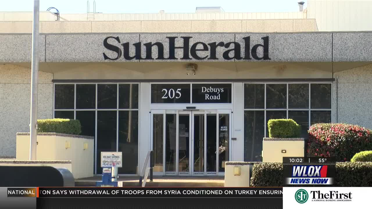 Sun Herald selling its old building to move in a new direction