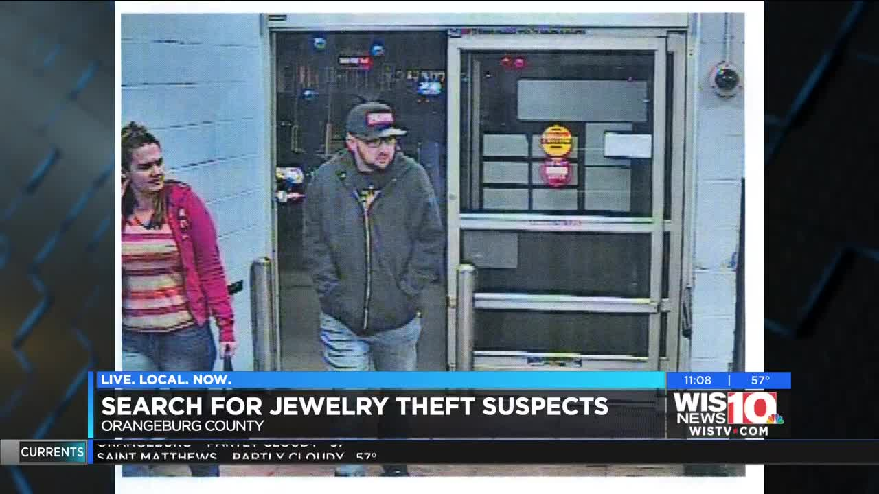 Orangeburg suspects wanted for stealing thousands of dollars