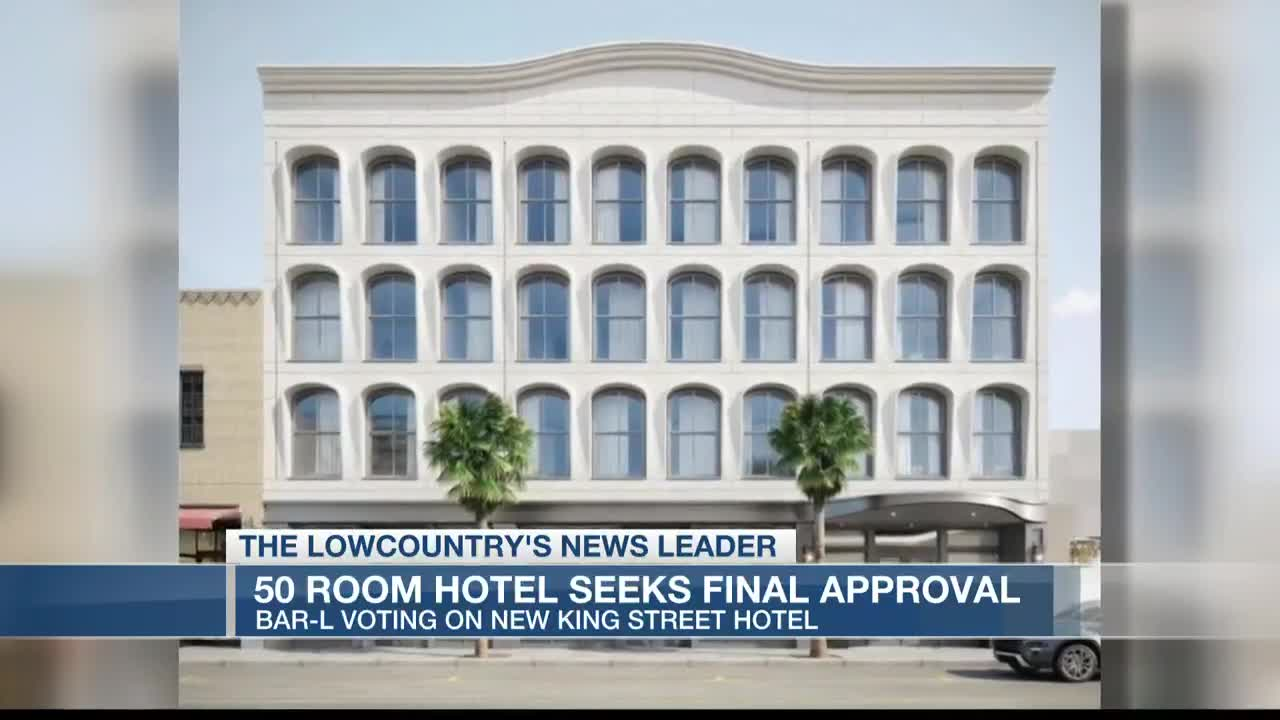 Bold Video 2017 Hotel city planning officials give green light to 50-room hotel in
