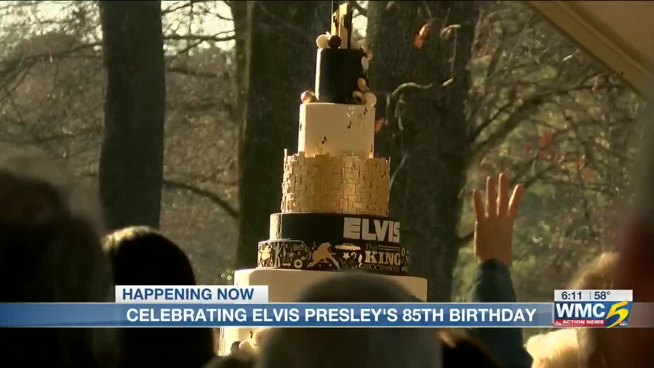 Pleasant Fans Gather From Around The World To Celebrate Elvis Presleys Birthday Cards Printable Inklcafe Filternl