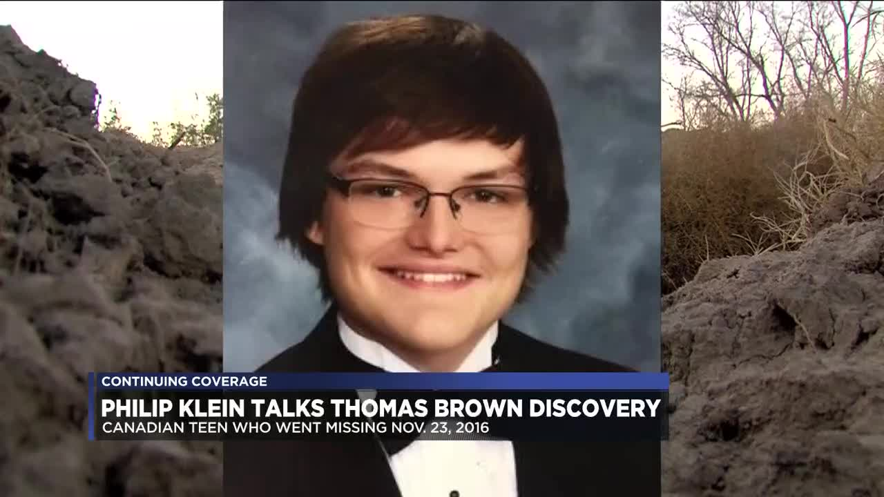 Investigators detail how Thomas Brown was found, what's next