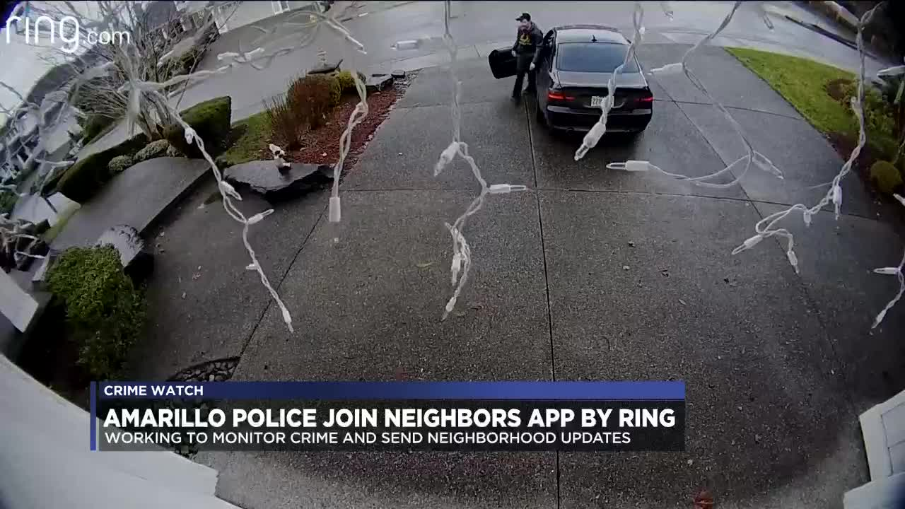 APD joins neighborhood watch app 'Neighbors' by Ring