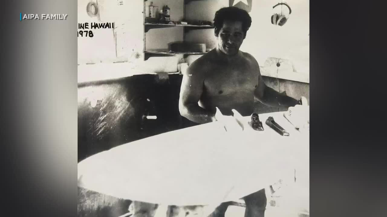 Surfer, board shaper and coach Ben Aipa dies at age 78