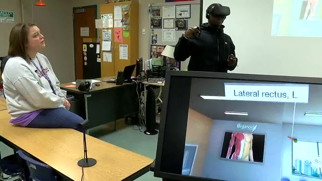 Innovation Grant Gives Lufkin High School Students High Tech Look At