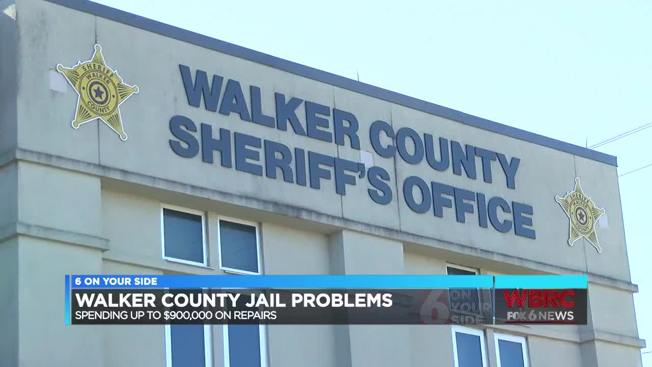 Walker Co  jail approved for nearly $1 million for upgrades