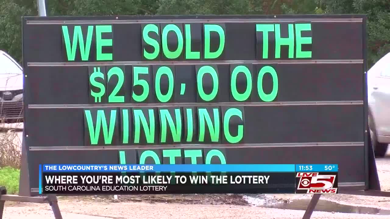 Live 5 Investigates: Where you are most likely to win the lottery