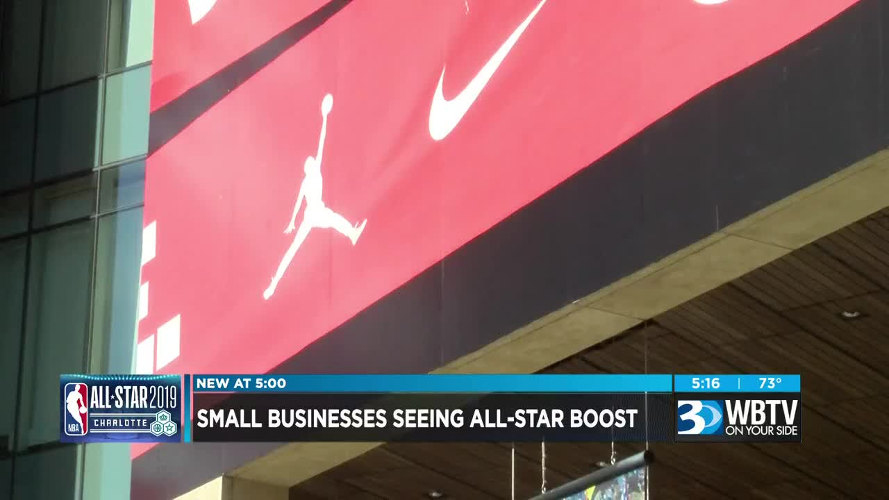 4422d86a88a2 Small local businesses help transform Uptown for All-Star weekend