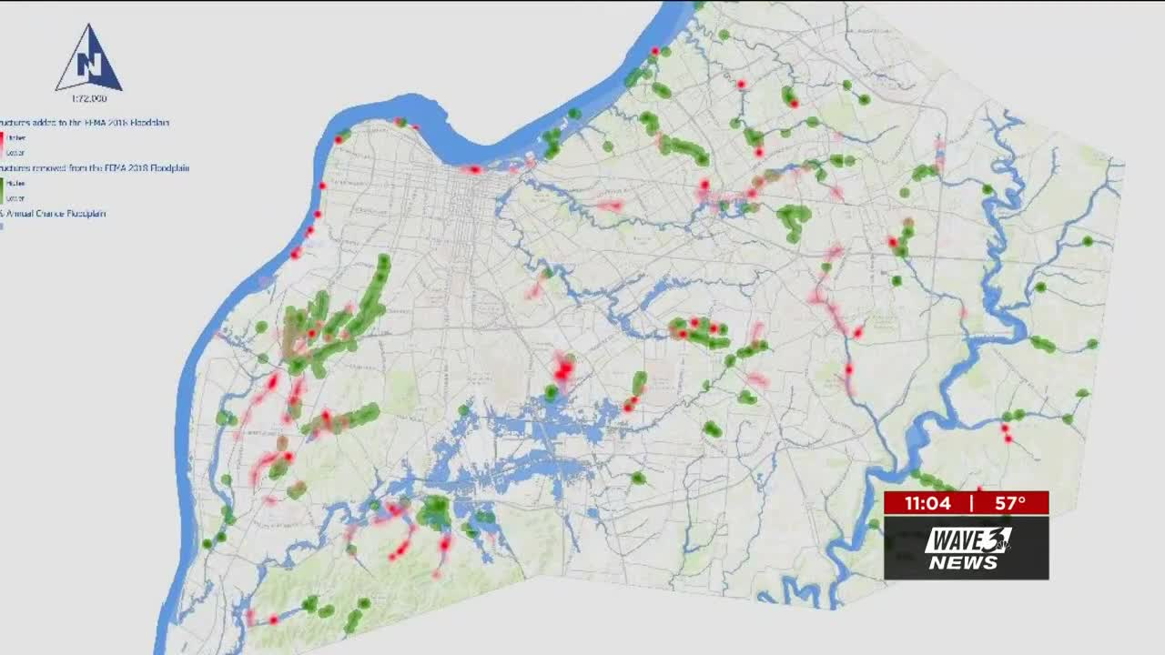 New floodplain maps could affect 2,500 Louisville homeowners on university of kentucky, map jefferson county ky, map nicholasville ky, university of louisville, map jeffersonville in, map of central kentucky cities, map of downtown louisville, map radcliff ky, virginia beach, st. louis, map of abandoned coal mine in kentucky, map birmingham al, oklahoma city, map austin ky, map ashland ky, map memphis tn, ohio river, map harlan ky, map of downtown jeffersonville indiana, map henderson ky, little rock, map of kennedy expressway chicago il, des moines, map murray ky, map kenton county ky, bowling green, map of louisville kentucky and surrounding area, map bowling green ky,