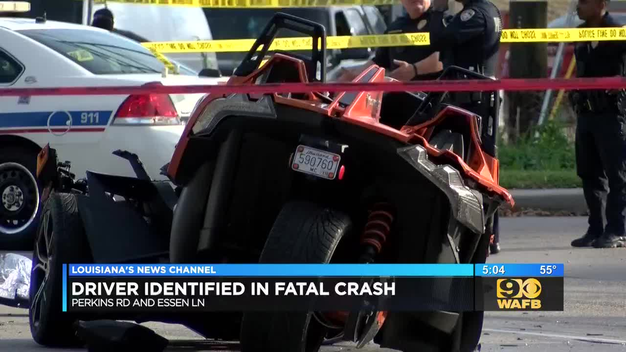 One dead, one transported after wreck involving sling vehicle on