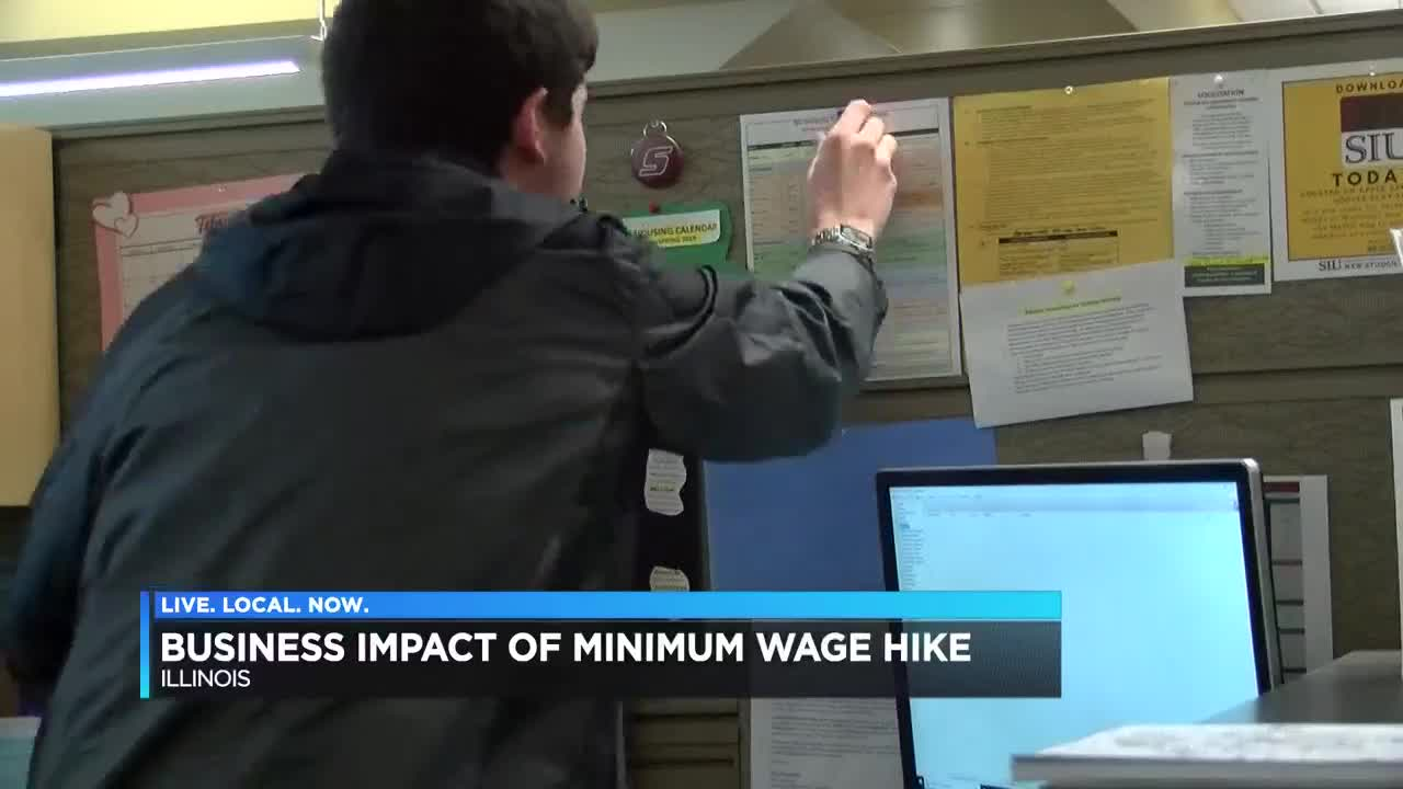 How Would A 15 Hr Minimum Wage Hike Impact Siuc