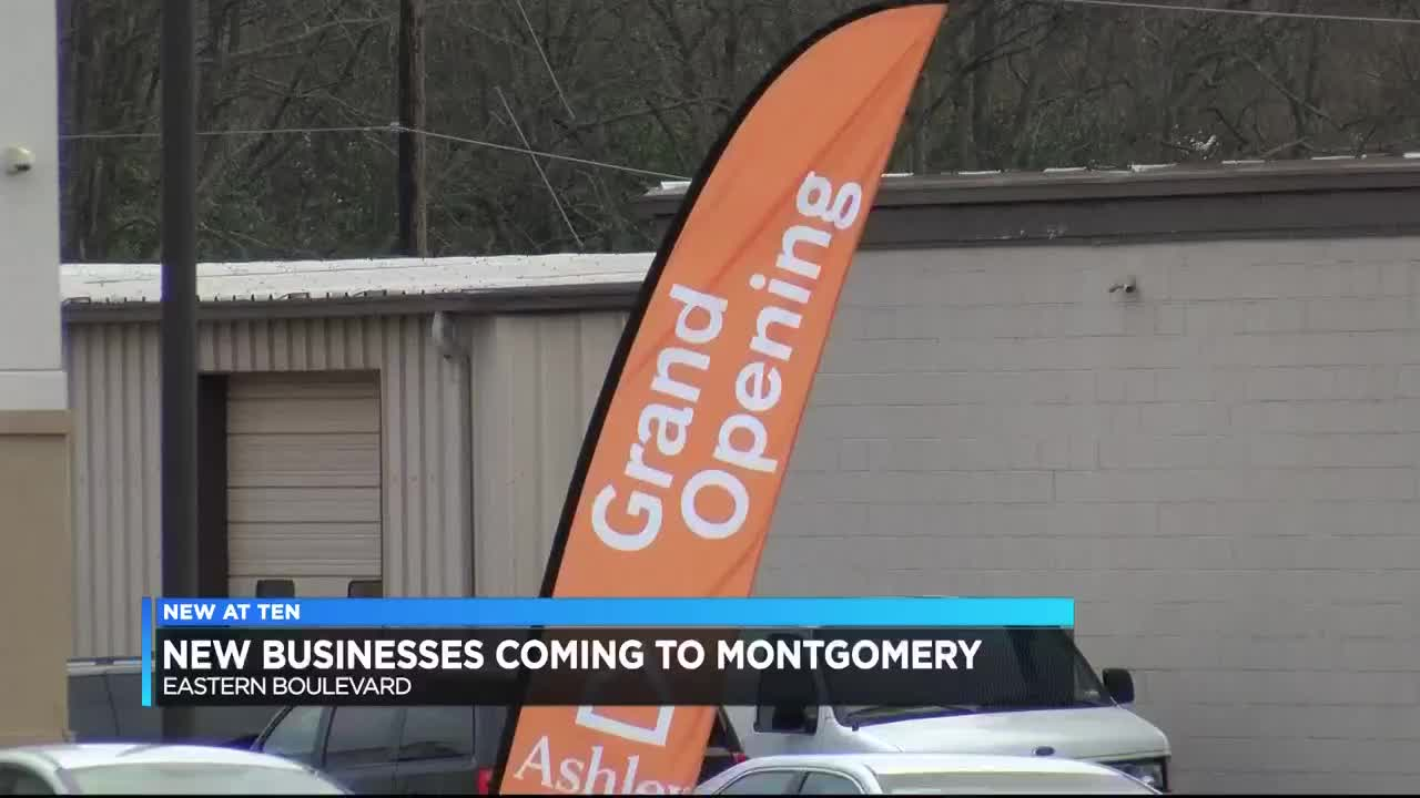 New businesses coming to Eastern Boulevard