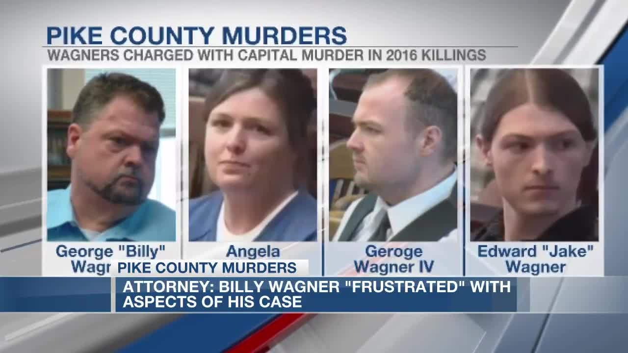 Wagner S Attorneys Raise Frustrations In Pike County Massacre Case Complain About Courtroom Tech