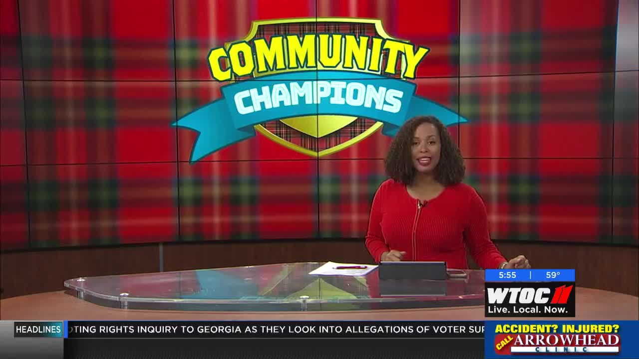 Wesley Community Center is WTOC's Community Champion