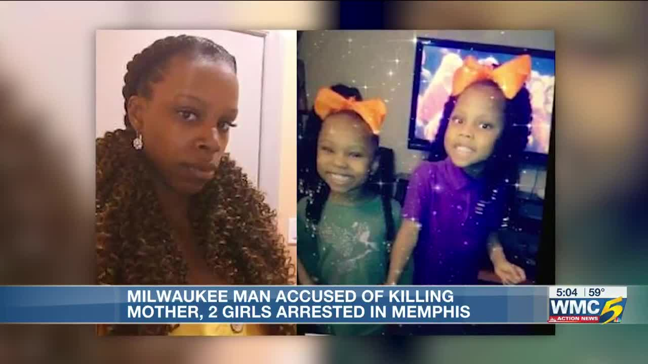 Milwaukee Man Accused Of Killing Mother And 2 Girls Arrested In