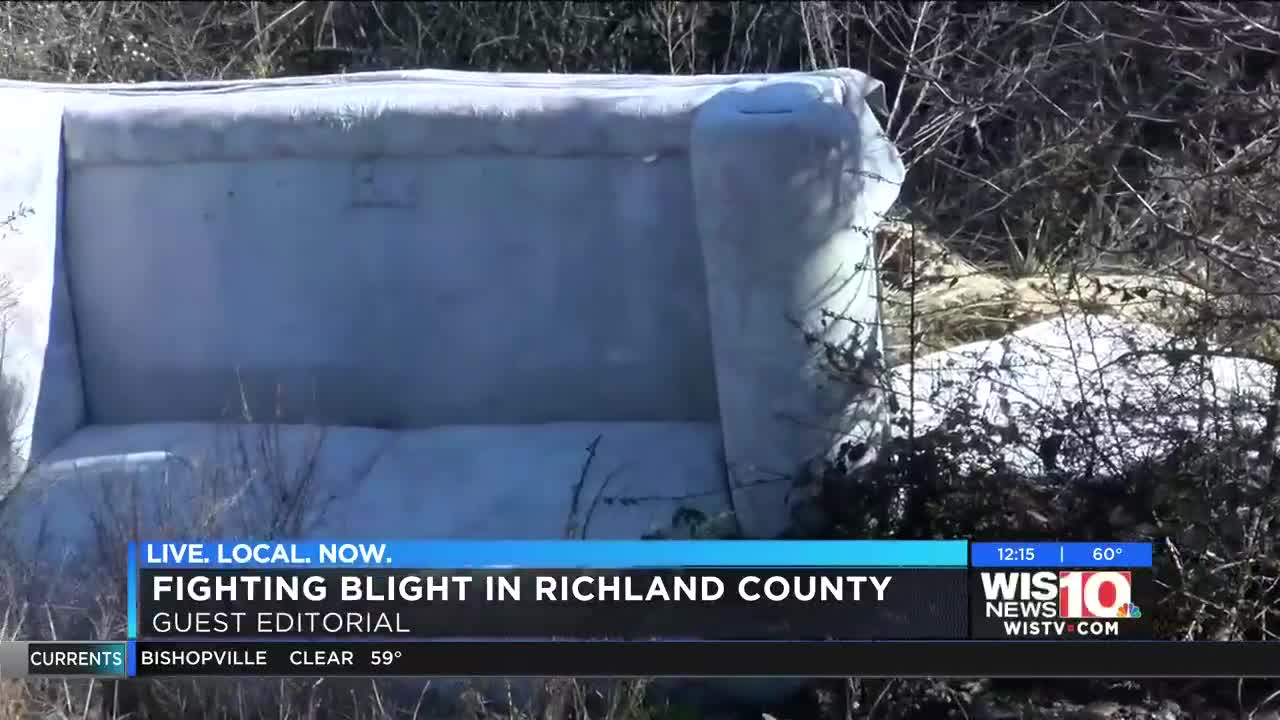 My Take Guest Editorial: Blight is a big issue in Richland County