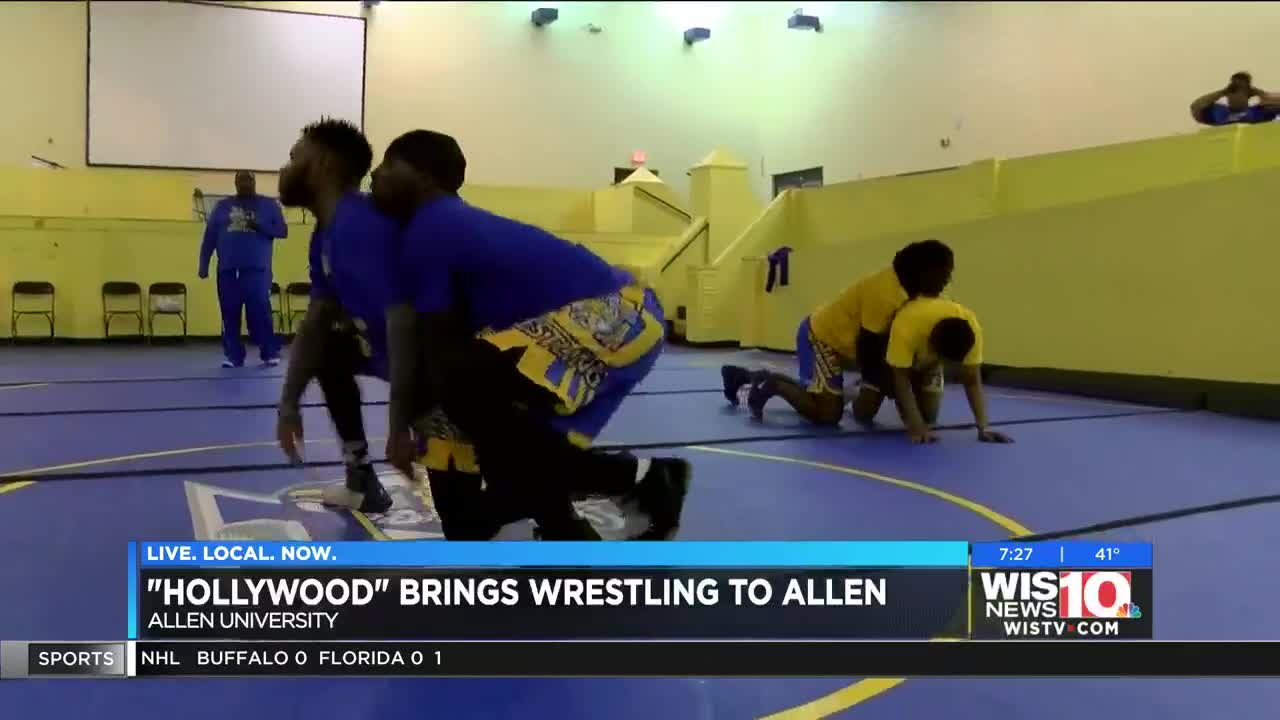 The stars align as 'Hollywood' is in full control of Allen