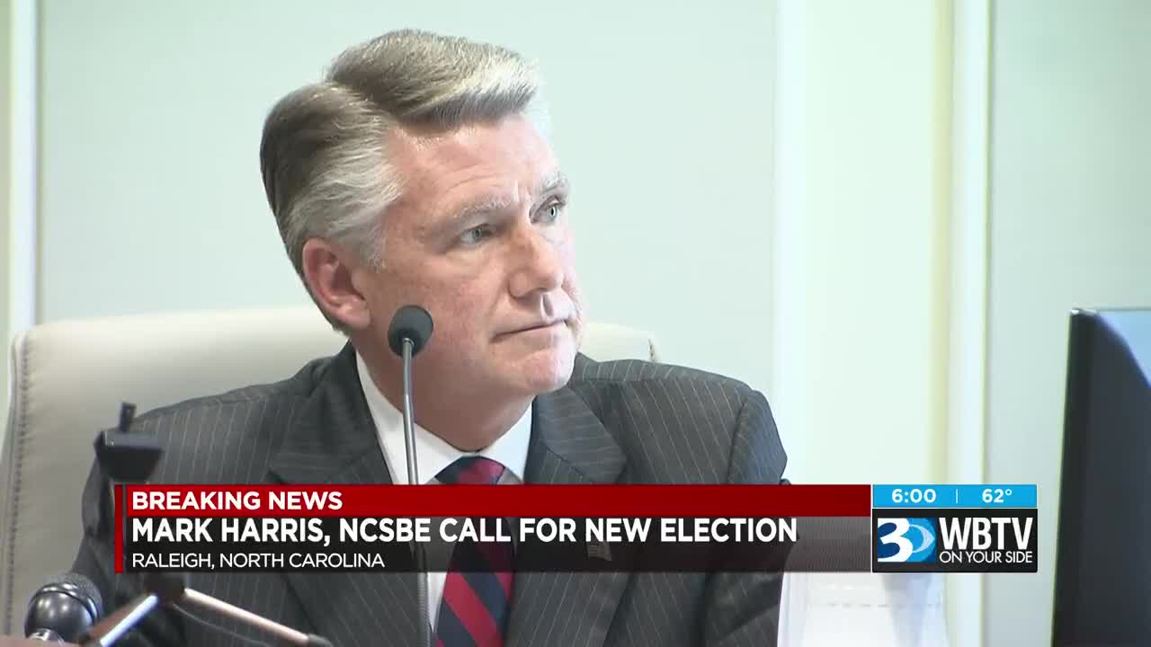 State Board of Elections votes unanimously to hold new