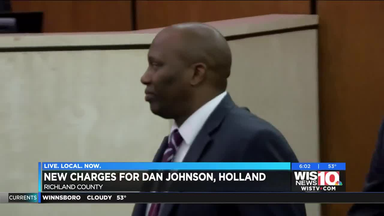 Additional state charge filed against former Fifth Circuit Solicitor