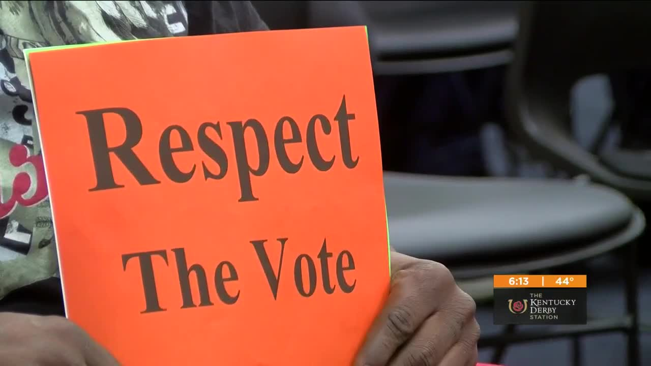 KY lawmakers begin discussing felon voting rights
