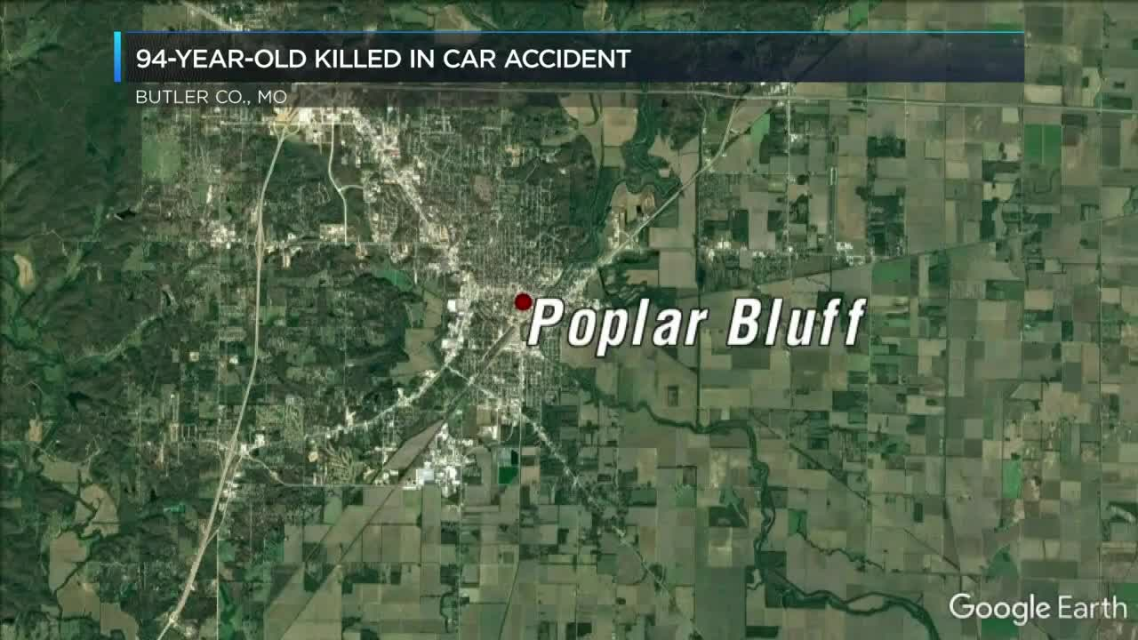 Puxico, MO man killed in crash in Butler County