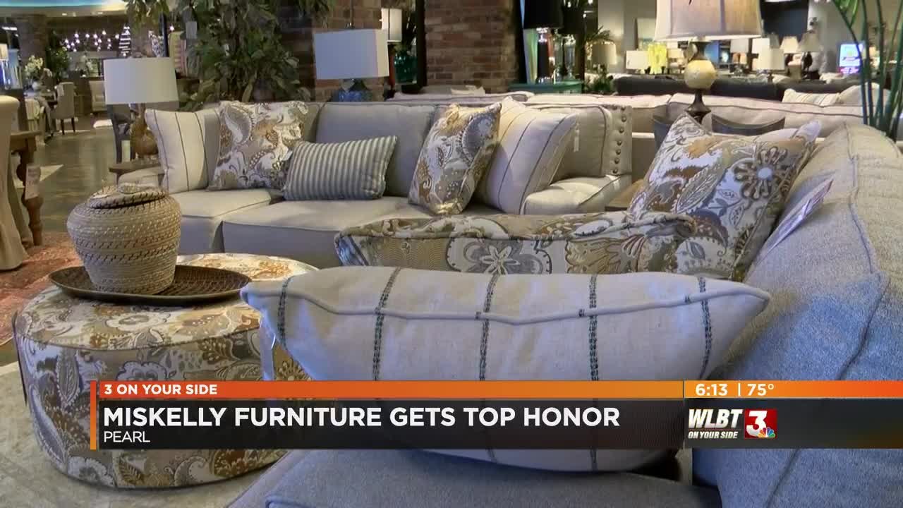 Mississippi Furniture Store Named Top Independent Retailer In The