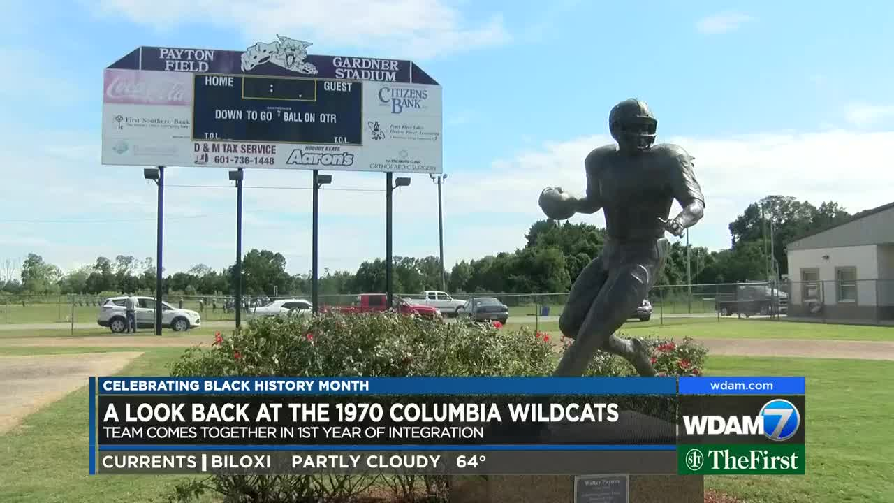 1970 Columbia Football And The First Year Of Integration
