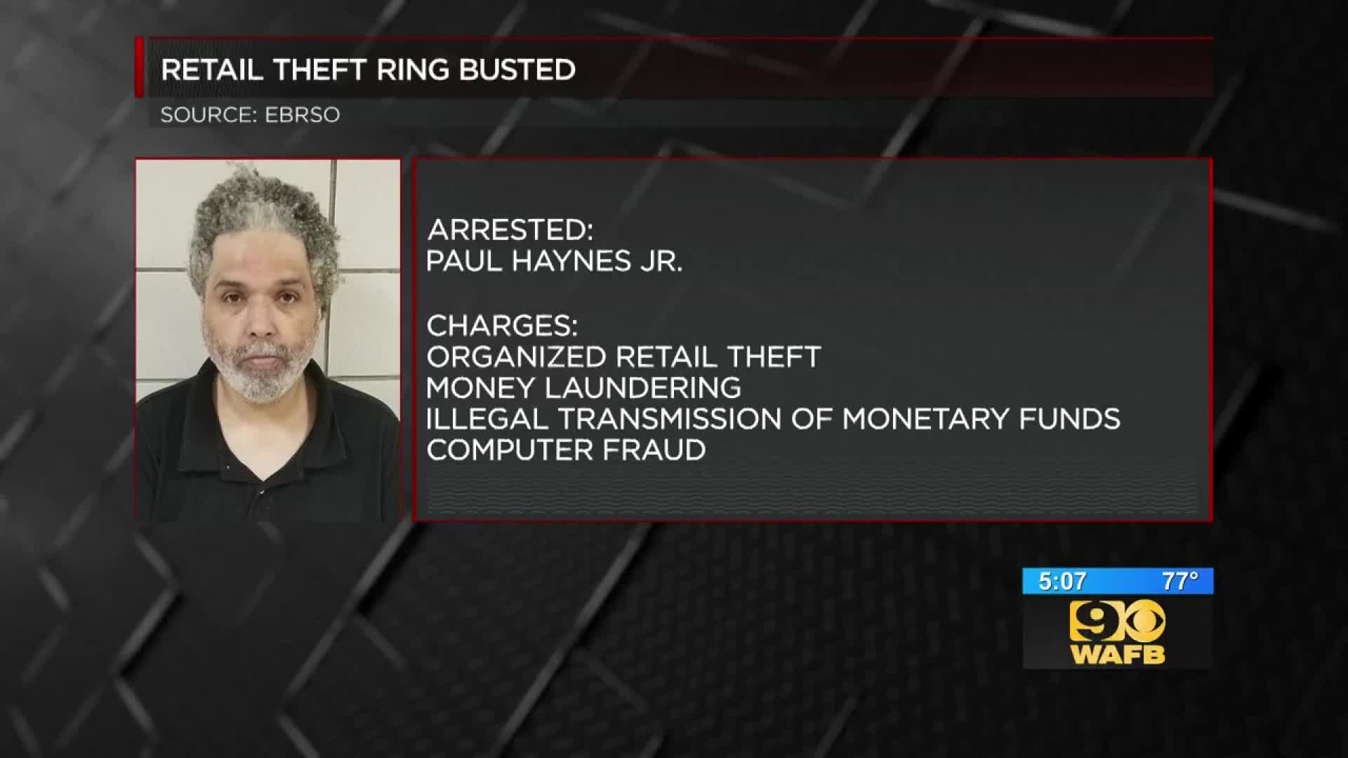 Man accused of hiring people to steal from Home Depot, Lowe's, then