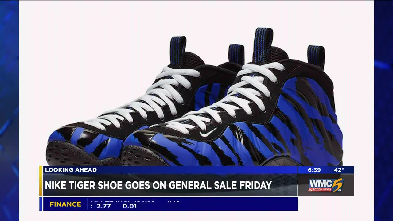 100% authentic a9e9c 020e3 Nike to sell shoes designed for Memphis Tigers