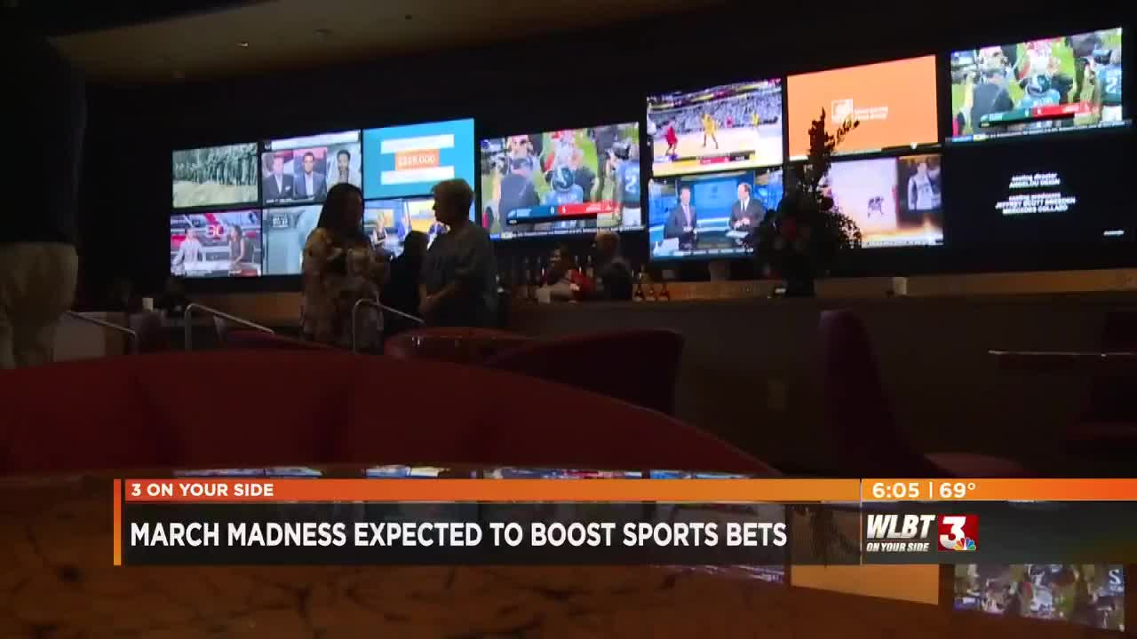 March Madness expected to boost sports betting profits at