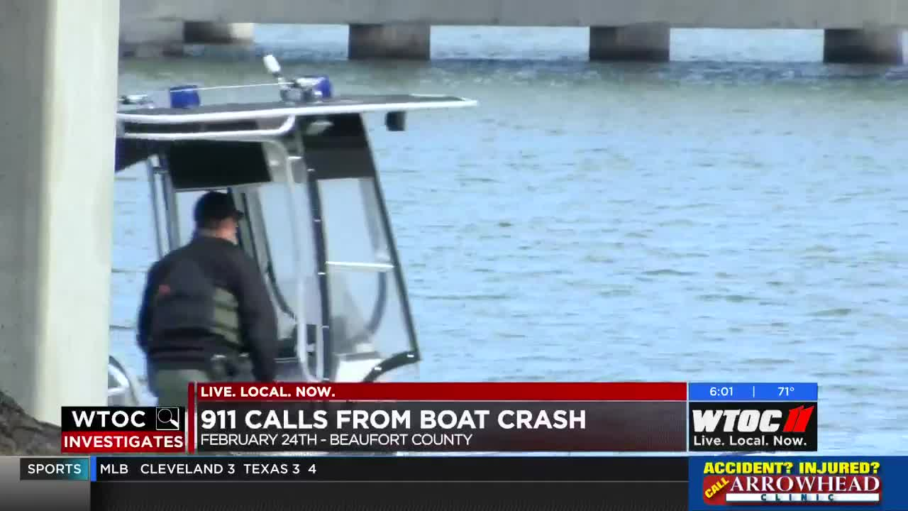 Family of teen killed in Lowcountry boating incident files