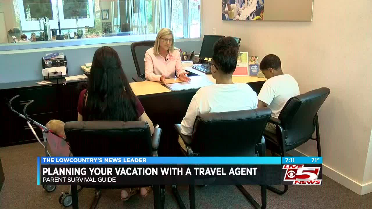 Parenting Survival Guide: Using a travel agent to plan your family
