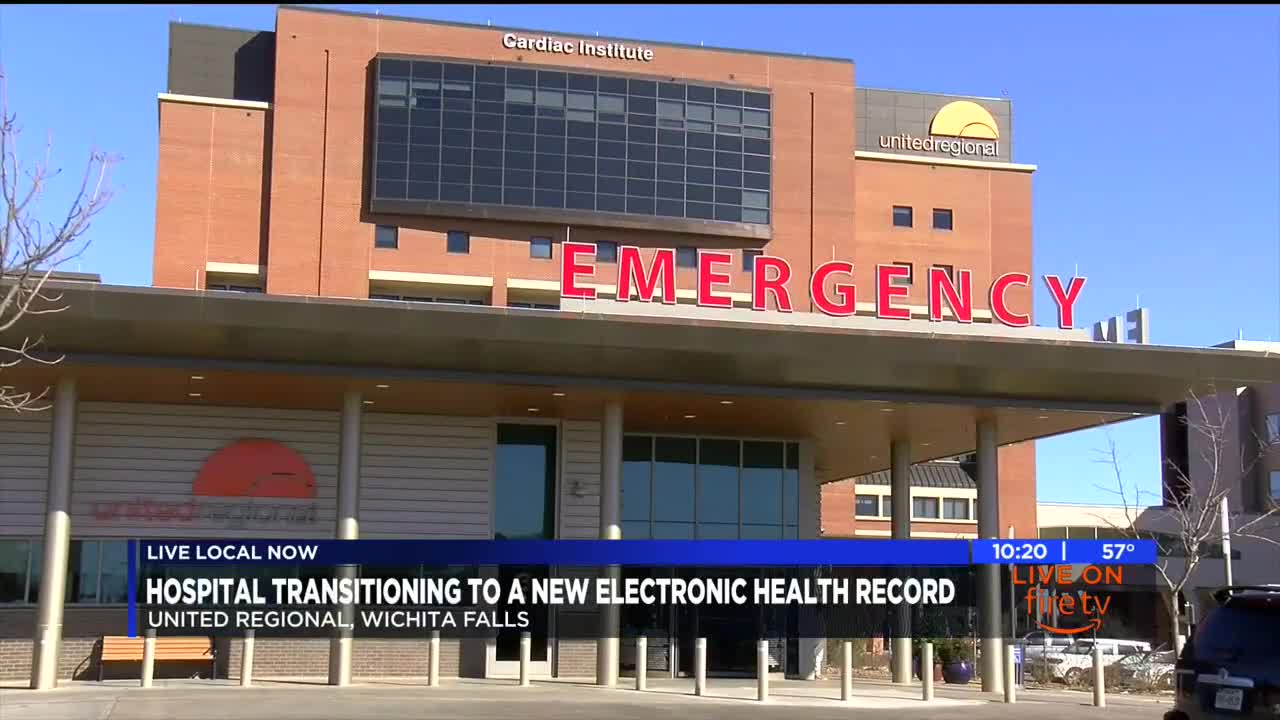 EPIC Changes Coming to United Regional Health Care System