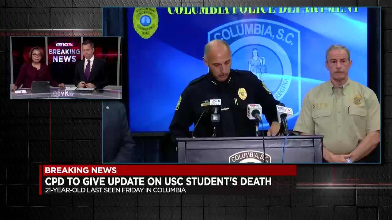 24-year-old man charged with kidnapping, murder of UofSC