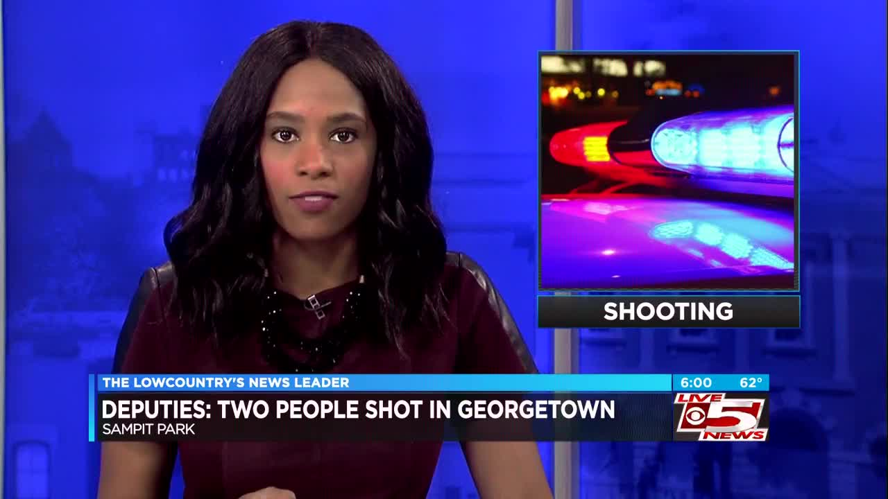 Warrant issued for Georgetown County shooting suspect