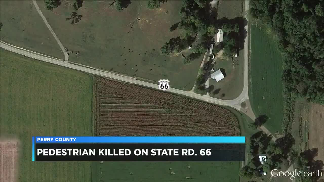 Perry Co  Sheriff's Office identifies pedestrian killed on SR-66