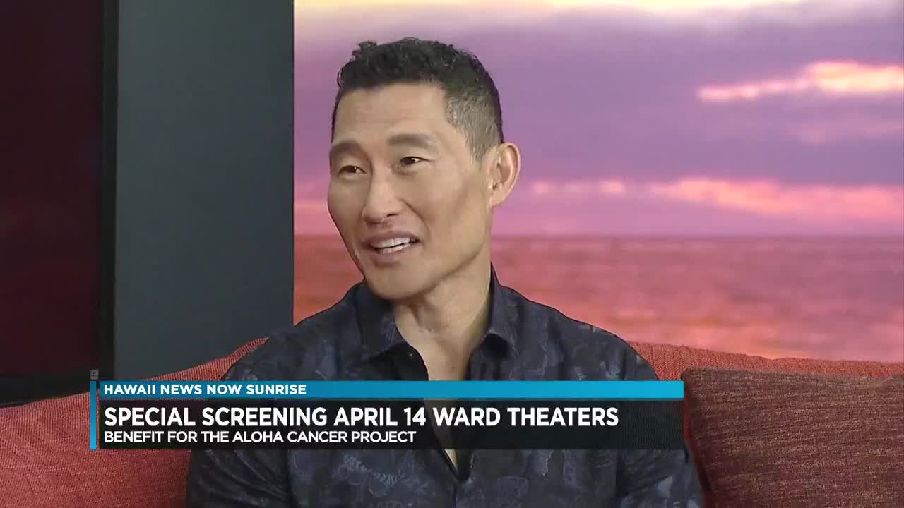 Daniel Dae Kim Returns To Islands After World Premiere Of Hellboy