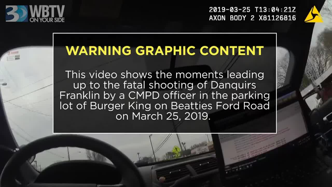 Police release body-cam video of fatal officer-involved