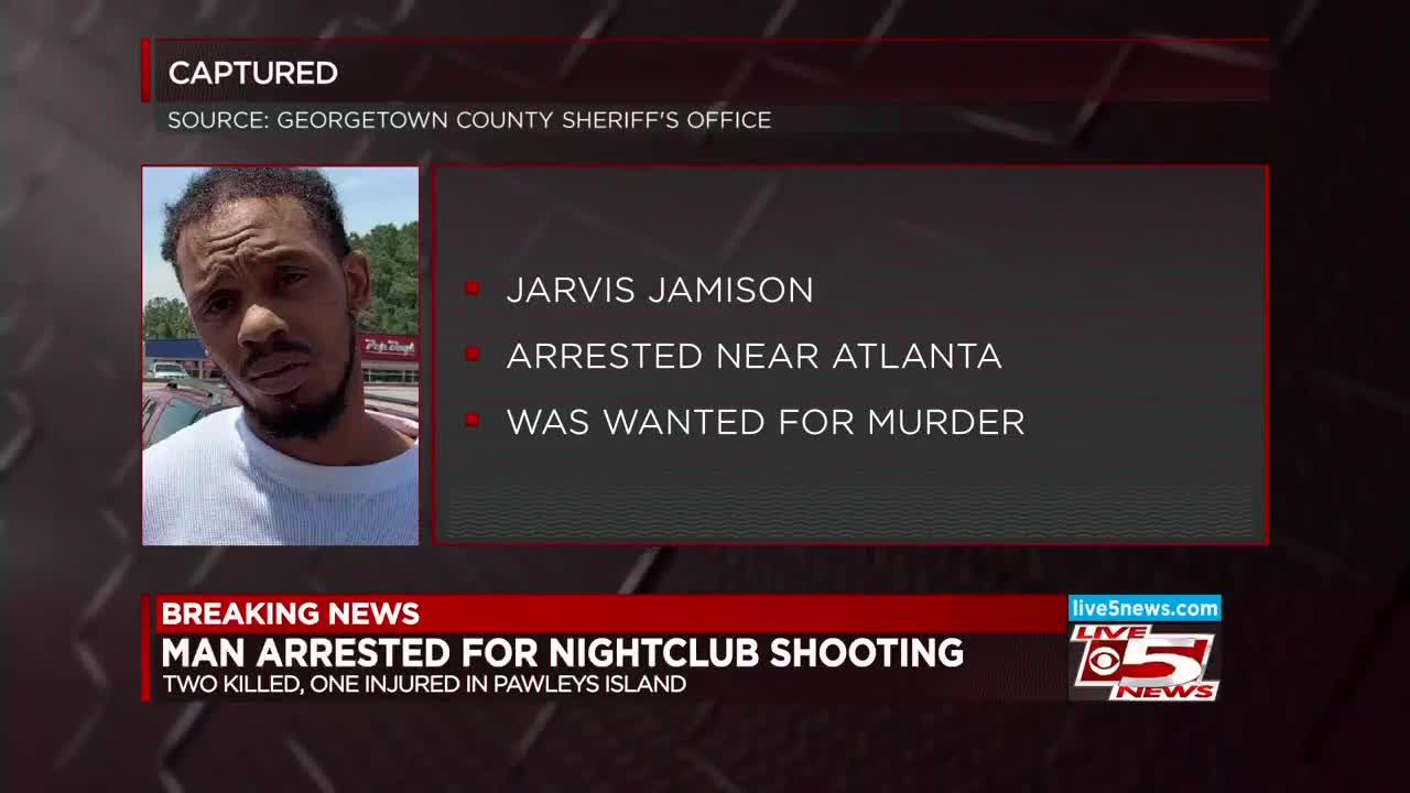Suspect wanted for Lowcountry nightclub shooting that killed
