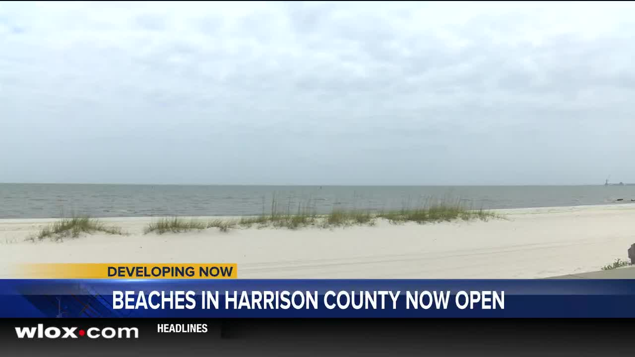 County Supervisors Now Decide When To Reopen Beaches During