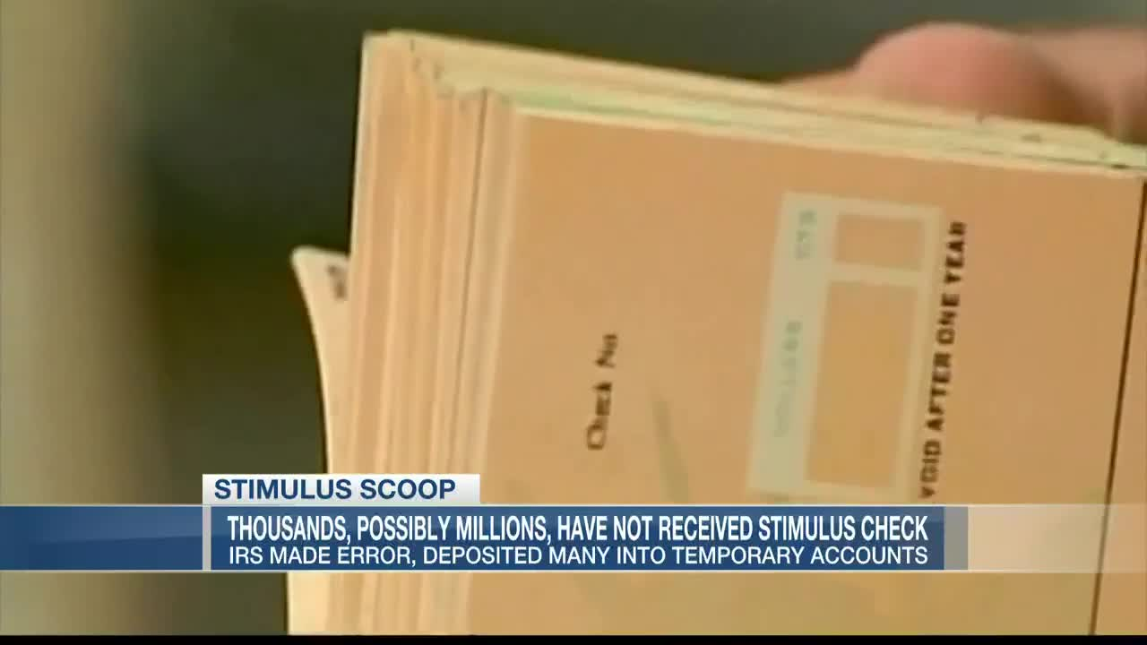 Thousands Possibly Millions Haven T Received Stimulus Check Because Of Irs Error Taxpayer aid packages in congress include stimulus checks and direct payments to americans to help in addition to stimulus checks, the final measure includes a big expansion of unemployment. thousands possibly millions haven t