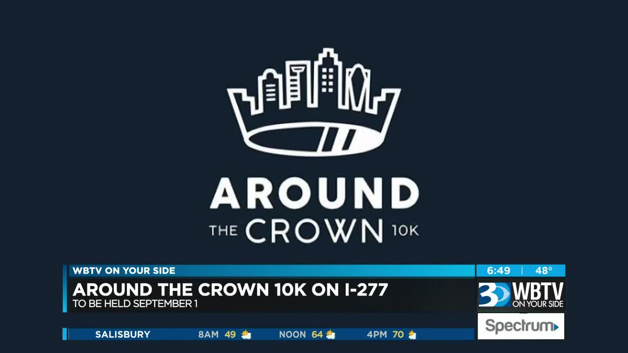 Around the Crown 10K: New race in Charlotte promises
