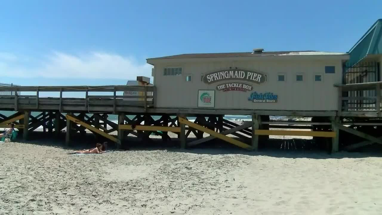 Myrtle Beach's iconic Springmaid Pier one step closer to