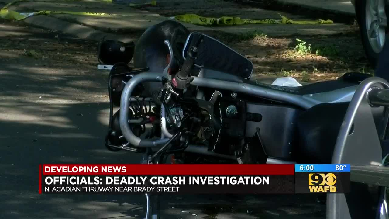 Police release identity of motorcyclist killed in crash on N