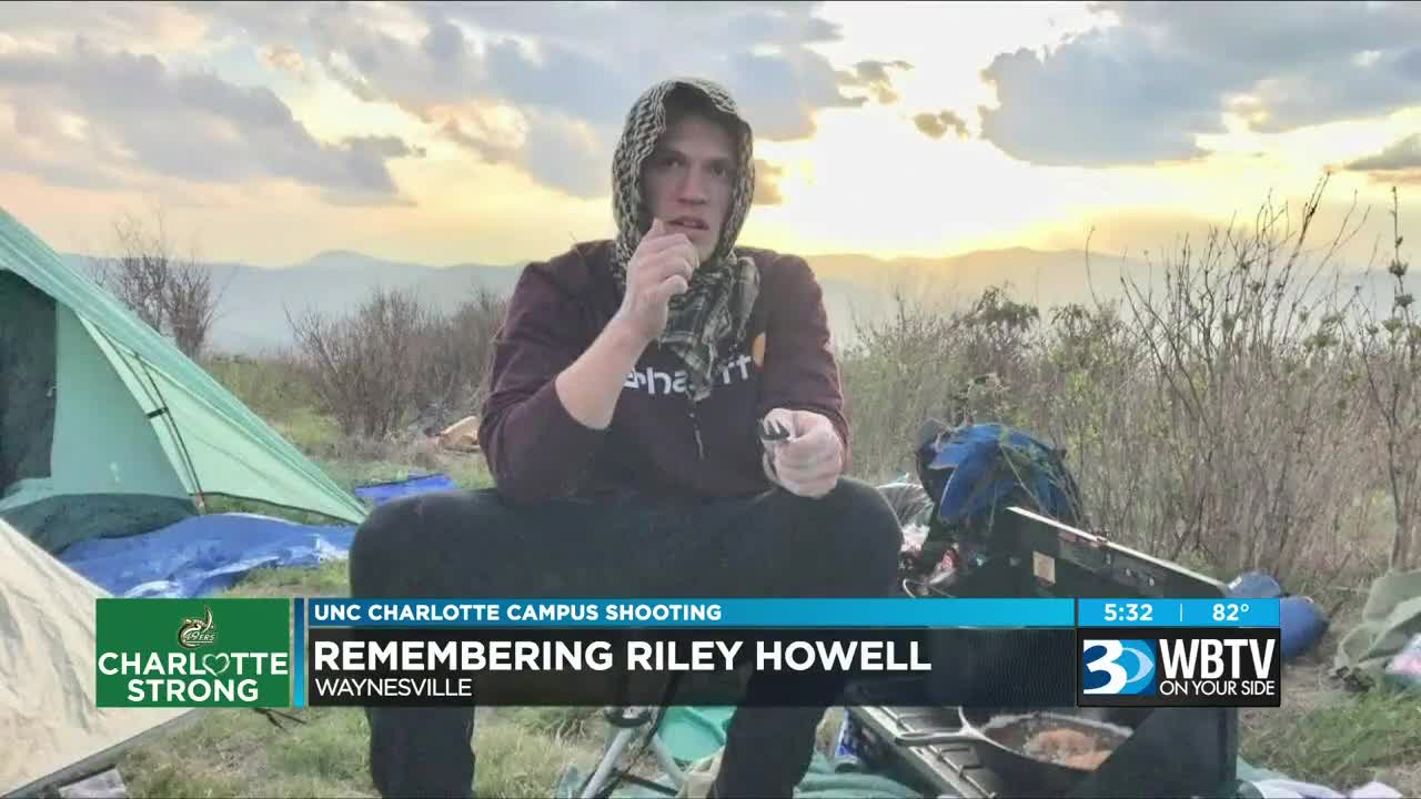 UNC Charlotte hero Riley Howell remembered with full