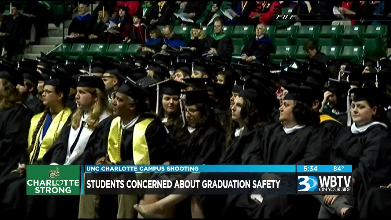 Uncc Graduation 2020.Uncc Students Experience Survivor S Guilt Ahead Of Graduation