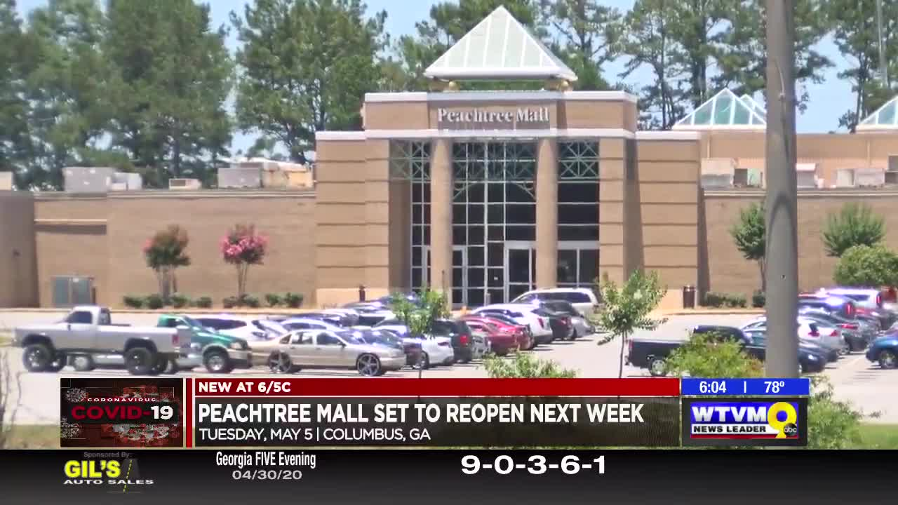 Halloween 2020 At Mall Of Georgia Peachtree Mall in Columbus announces reopening date and operating