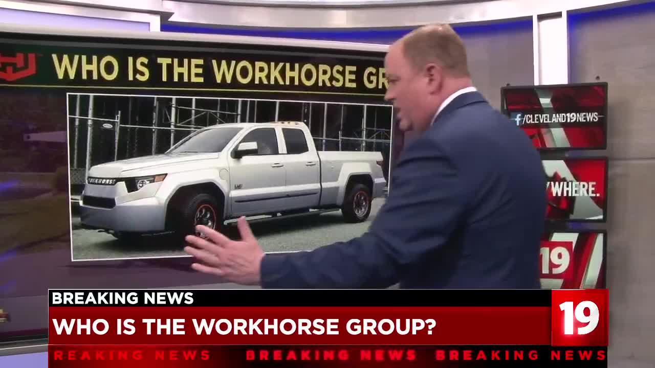 What is Workhorse Group? Ohio company may reopen shuttered