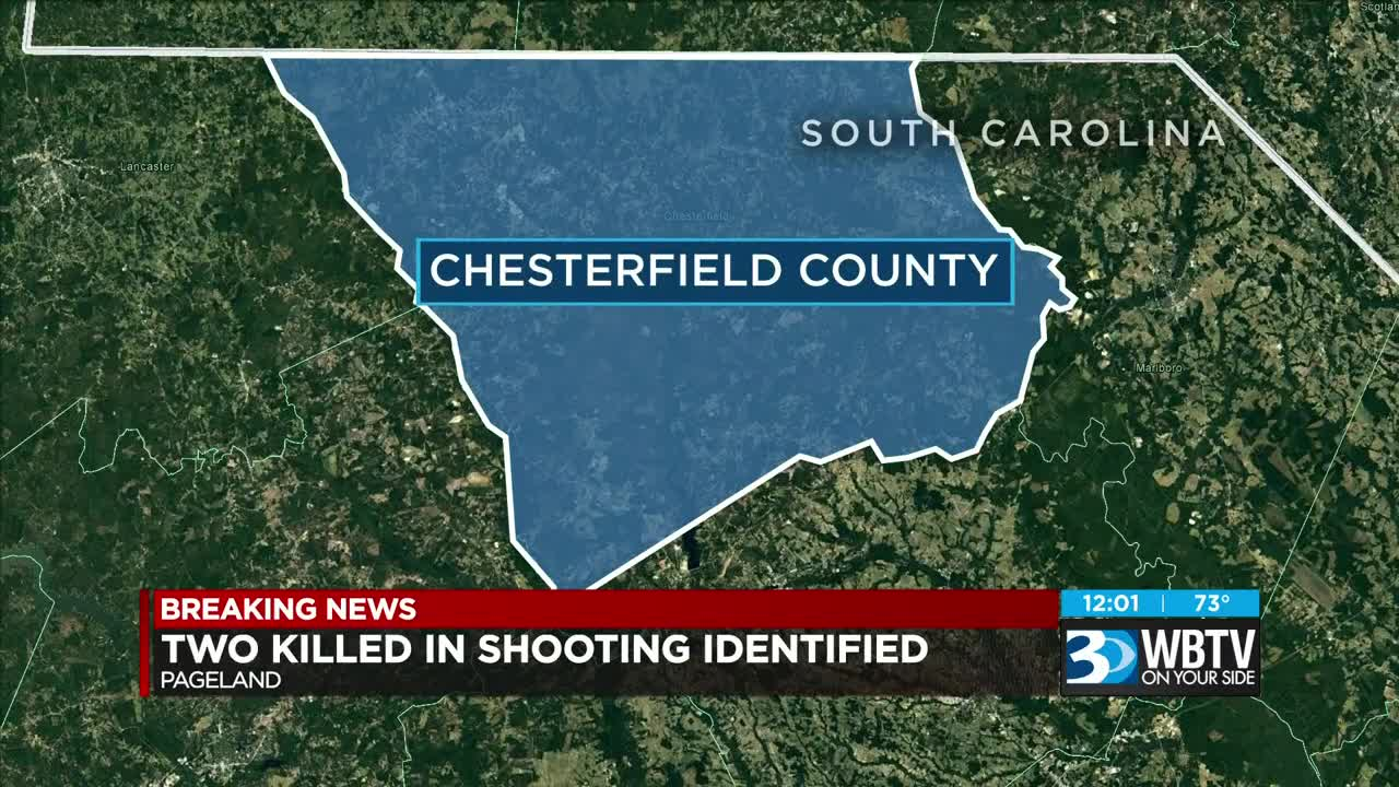 Two killed in Chesterfield County shooting identified
