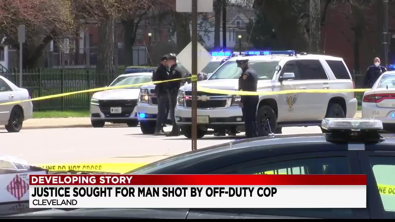 Cleveland Man Shot & Killed By Off Duty Officer, and The Story Isn't Adding Up!?
